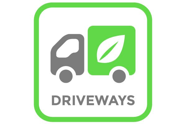 Driveways in Medway, Kent.  The Landscapers Driveways Gillingham, Rainham, Snodland, Strood, Rochester, Larkfield, Aylesford, Maidstone