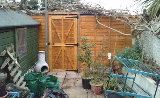 Rainham Kent Fence After 4