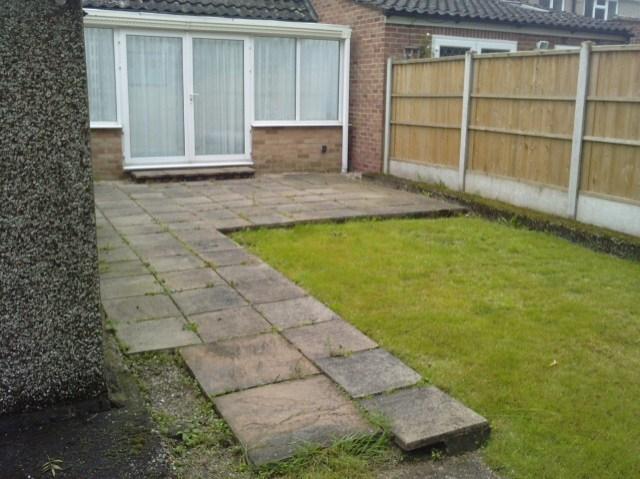 maidstone patio before 1