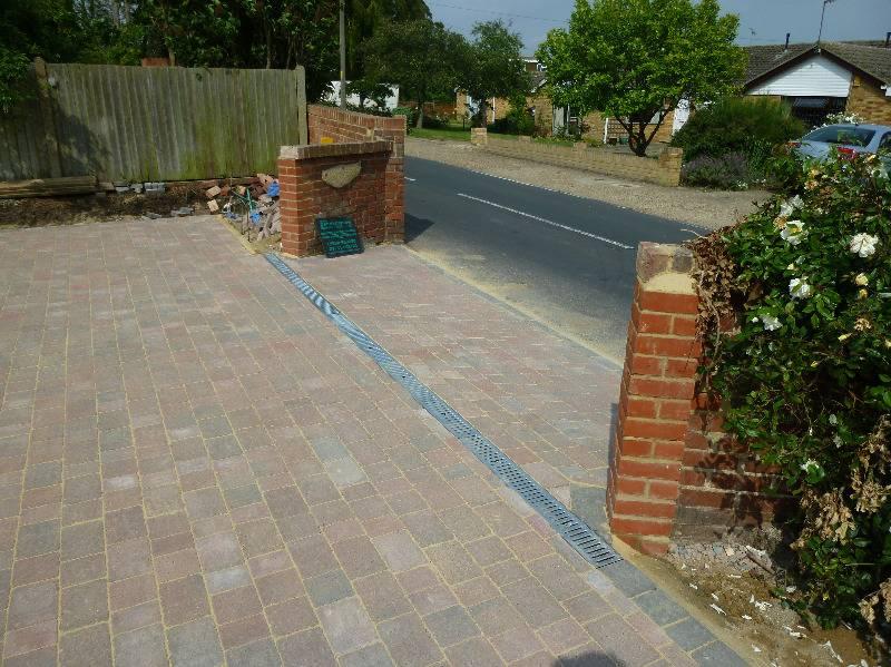5 driveway grain entrance 3