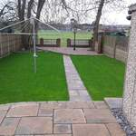 maidstone patio and turf after 8