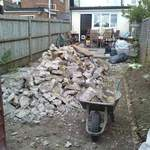 Rochester Kent Complete Garden Renovation During