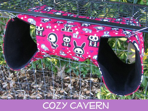 <!-- 0040 -->Cozy Cavern