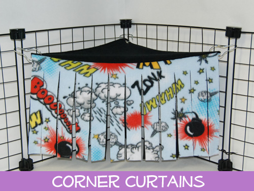 <!-- 0020 -->Corner Curtains