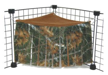 Forest Corner Curtain