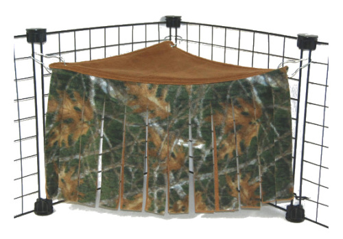 Forest Corner Curtain