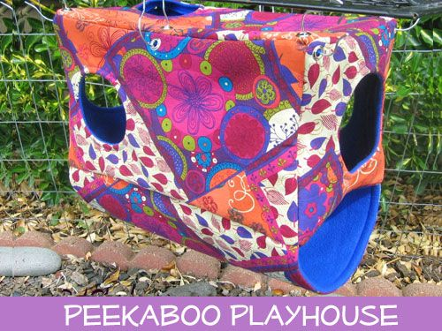 <!-- 0080 -->Peekaboo Playhouse