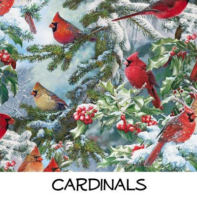Fleece: Cardinals