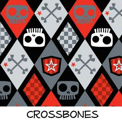 Fleece: Crossbones