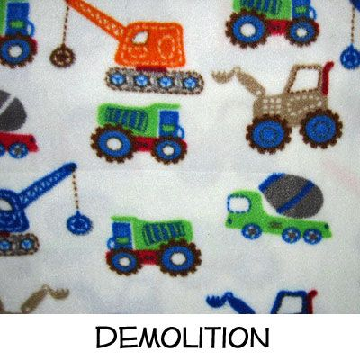 Fleece: Demolition