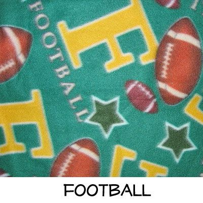 Fleece: Football