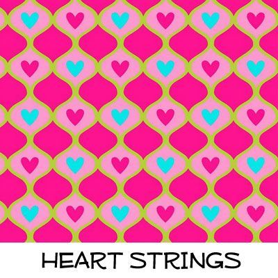 Fleece: Heart Strings
