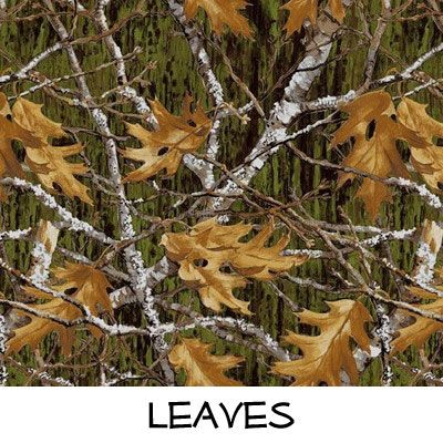 Fleece: Leaves
