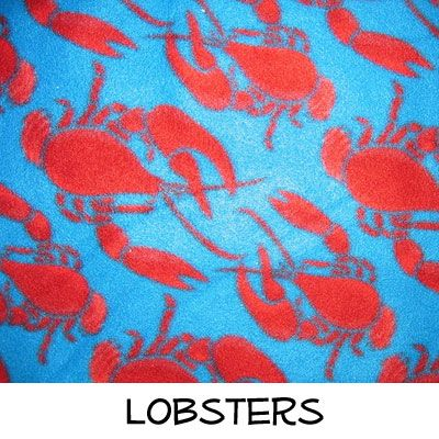 Fleece: Lobsters