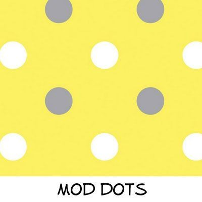 Fleece: Mod Dots