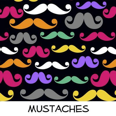 Fleece: Mustaches