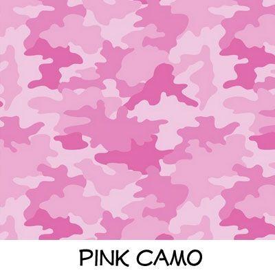 Fleece: Pink Camo