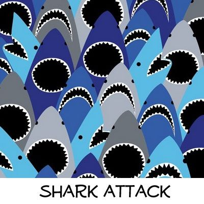 Fleece: Shark Attack