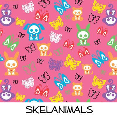 Fleece: Skelanimals