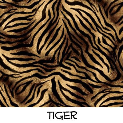 Fleece: Tiger