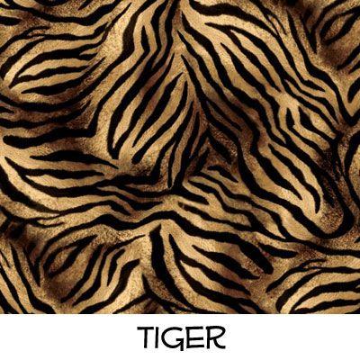 Fleece: Tiger