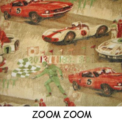 Fleece: Zoom Zoom
