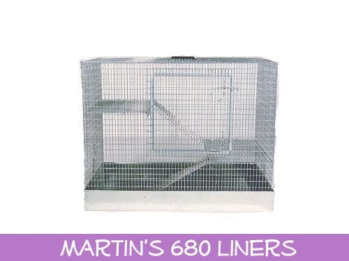 Martin's R-680 Liners