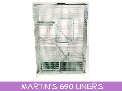 Martin's 690 Liners