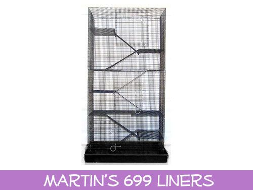 Martin's 699 Liners