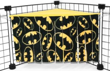 Batman Corner Curtain