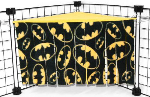 Batman Corner Curtain