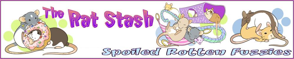 The Rat Stash, site logo.