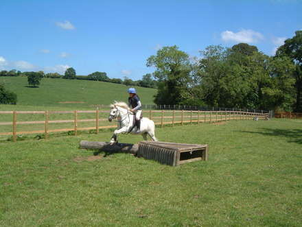 Drew and Minty XC June 2011