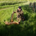 Alexandre Bode with Roe Buck