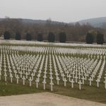 French war graves, Douaumont, France
