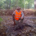 J. Bradley first Boar with SIE