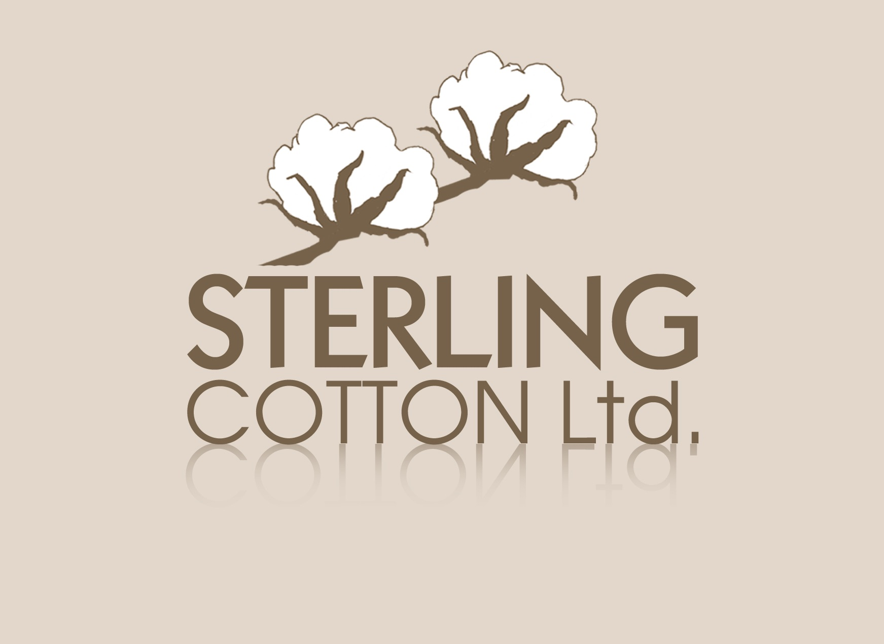 Sterling Cotton stacked copy