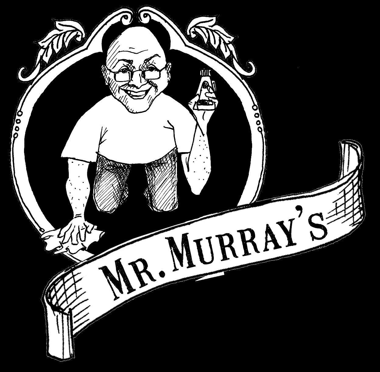 MR MURRAYS HERO LOGO