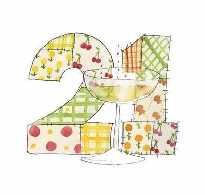 21 (patchwork)