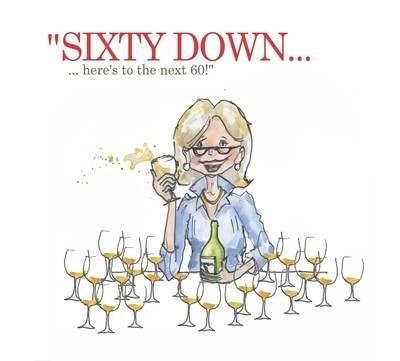 Sixty down (woman)