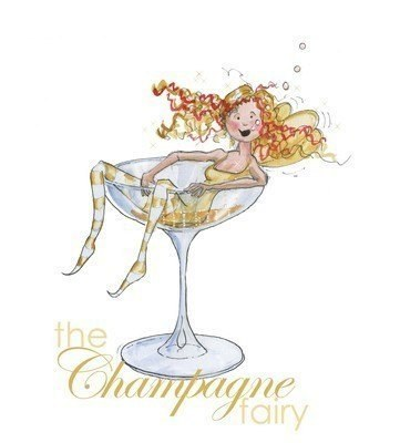 Champagne fairy