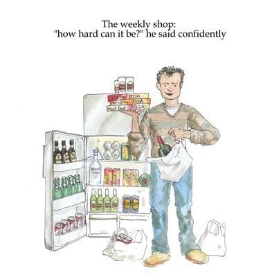 Weekly shop