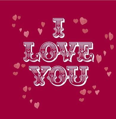 I love you (circus)