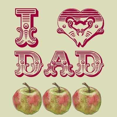 I heart dad (circus)