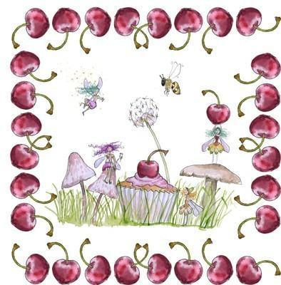 Fairies & cherries