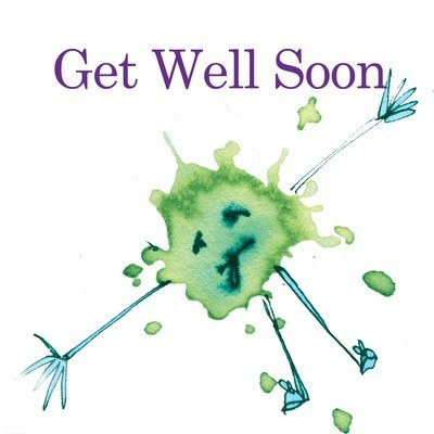 Get well splats
