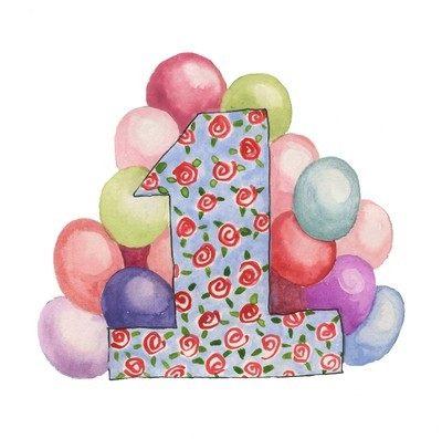 1st birthday (girl)