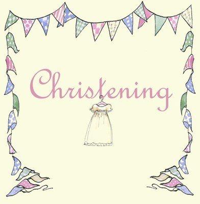 Christening (girl)