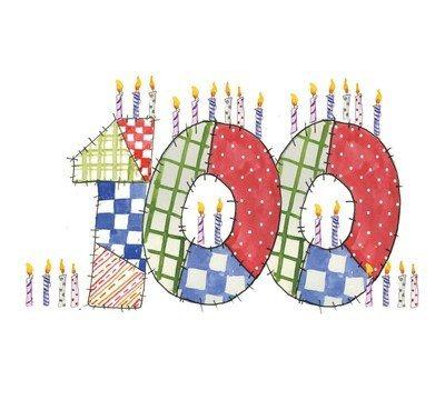 100 (patchwork)