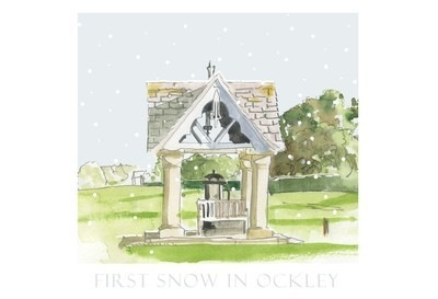 Ockley well - pack of Christmas cards